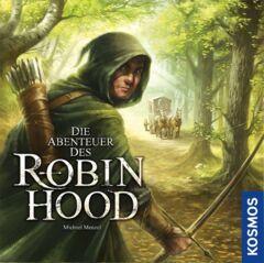 Adventures of Robin Hood: PRESALE board game thames & kosmos