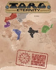 Torg Eternity RPG: PRESALE Poster Map