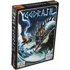 Yggdrasil: 2013 edition base/core board game + Asgard expansion zman