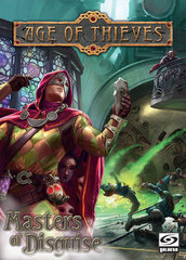 Age of Thieves: PRESALE Masters of Disguise expansion board game ares