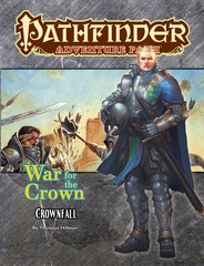 Pathfinder Adventure Path: PRESALE War for the Crown Part 1 - Crownfall paizo