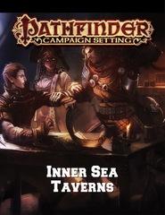 Pathfinder RPG Roleplaying Game: PRESALE Inner Sea Taverns paizo