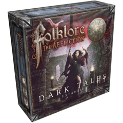 Folklore the Affliction: 1st edition Dark Tales (with miniatures) greenbrier