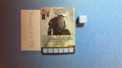 Dungeons & Dragons Dice Masters: Frost Giant, Paragon (rare)
