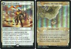 Legion's Landing // Adanto, the First Fort buy-a-box FOIL promo