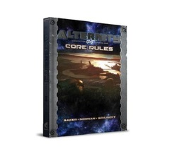 Alternity RPG: PRESALE base/core rulebook (hardcover)