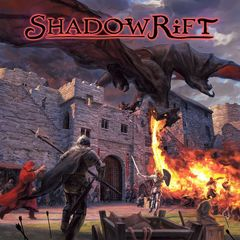 Shadowrift: 2nd edition (2018) base/core board game