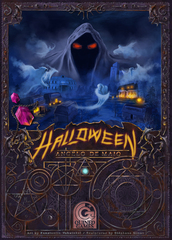 Halloween: PRESALE board game capstone