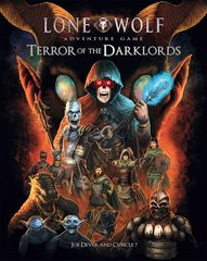 The Lone Wolf Adventure Game: PRESALE Terror of the Darklords cubicle 7