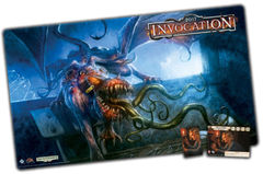 Arkham Horror LCG: Invocation Kit 2017 Playmat + Daisy Walker alt art card + token promo