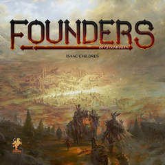 Founders of Gloomhaven: board game