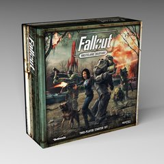 Fallout - Wasteland Warfare: miniatures board game two-player Starter Set modiphius