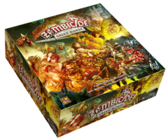 Zombicide: Green Horde - board game base/core coolminiornot