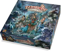 Zombicide: Green Horde - Friends and Foes board game expansion coolminiornot