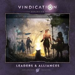 Vindication: Leaders and Alliances board game expansion purple tier pledge