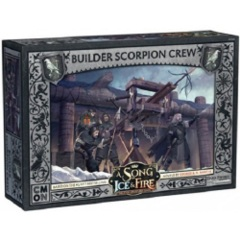 A Song of Ice & Fire Miniatures Game: PRESALE Builder Scorpion Crew unit box
