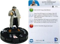 GCPD Sergeant (005)