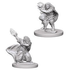D&D Nolzur's Marvelous Unpainted Minis: Dwarf Female Wizards (pack of 2)