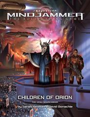 Fate RPG: Mindjammer - Children of Orion - The Venu Sourcebook supplement Modiphius