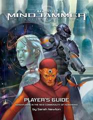 Fate RPG: Mindjammer - PRESALE The Player's Guide supplement Modiphius
