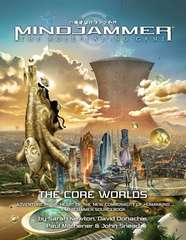 Fate RPG: Mindjammer - PRESALE The Core Worlds supplement Modiphius