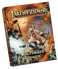 Pathfinder RPG: PRESALE Ultimate Magic (Pocket Edition) Paizo