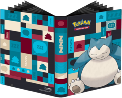 Ultra Pro: Pokemon TCG Snorlax Pro Binder 85530