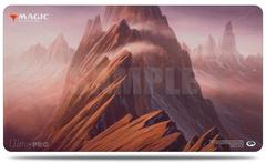 Ultra Pro: Unstable Mountain playmat John Avon art