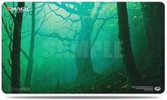 Ultra Pro: Unstable Forest playmat John Avon art