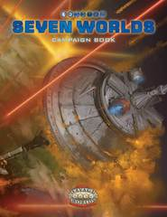 Savage Worlds RPG: Seven Worlds Campaign Book