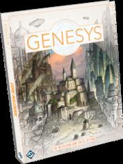 Genesys RPG: base/core hardcover rulebook FFG