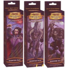 D&D Miniatures: Unhallowed booster case sealed (12-ct)