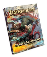 Pathfinder RPG: Planar Adventures hardcover paizo