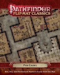 Pathfinder RPG Flip-Mat map pack: PRESALE Classics - Pub Crawl