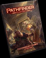 Pathfinder RPG 2nd Edition: PRESALE Doomsday Dawn adventure PLAYTEST paizo