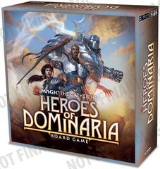Heroes of Dominaria: board game regular edition wizkids