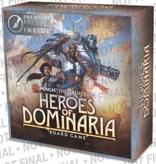Heroes of Dominaria: board game deluxe premium edition wizkids
