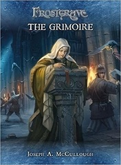 Frostgrave: Fantasy Wargames in the Frozen City The Grimoire expansion cards