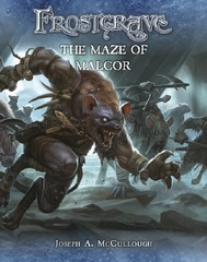 Frostgrave: Fantasy Wargames in the Frozen City The Maze of Malcor