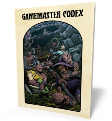 5th Edition Fantasy RPG: PRESALE Gamemaster Codex
