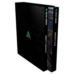 Delta Green RPG: PRESALE 2-book Slipcase Edition Arc Dream Publishing