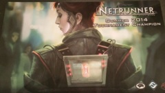 Netrunner LCG the root playmat