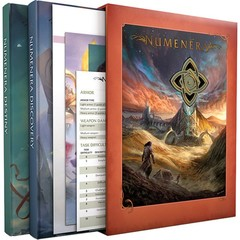 Numenera RPG Roleplaying Game: Destiny + Discovery slipcover edition Monte Cook