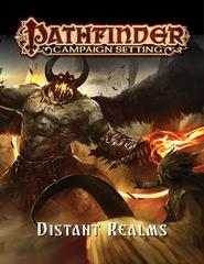 Pathfinder RPG: PRESALE Distant Realms paizo