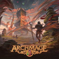 Archmage: board game starling