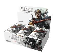 Final Fantasy TCG: PRESALE Opus VI booster box square enix