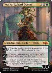 Vraska, Golgari Queen - Masterpiece Mythic Edition Foil
