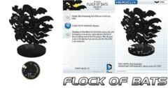Flock of Bats (Black)