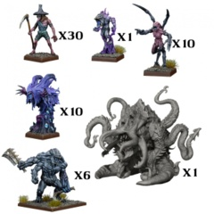 Kings of War: PRESALE Nightstalker MEGA Army miniatures mantic