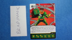 Marvel Dice Masters: Doctor Octopus, Mad Scientist #105 (rare)